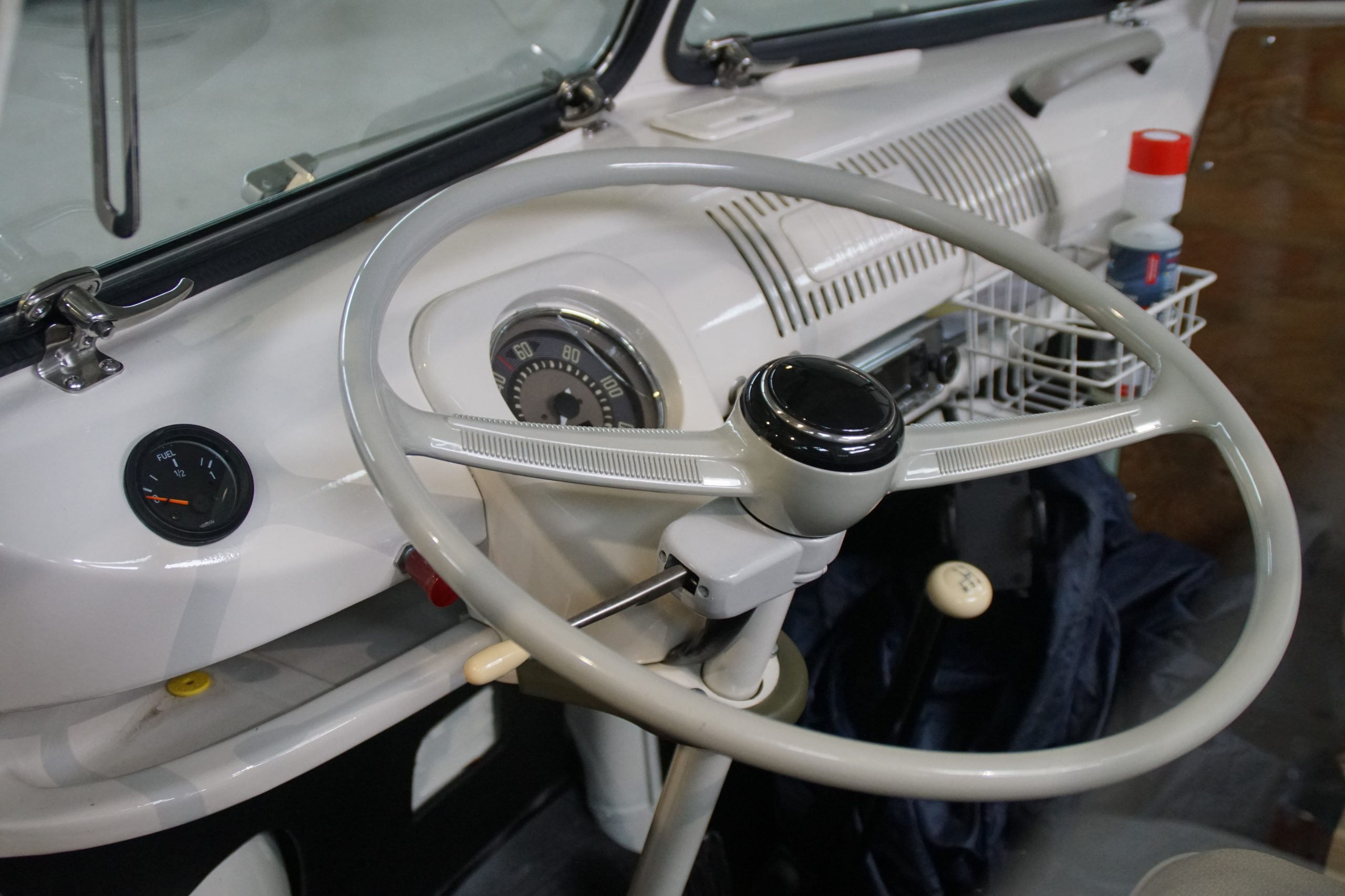 VW Bulli Oldtimer